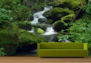 Waterfall-Wallpaper-Mural-for-Living-Room